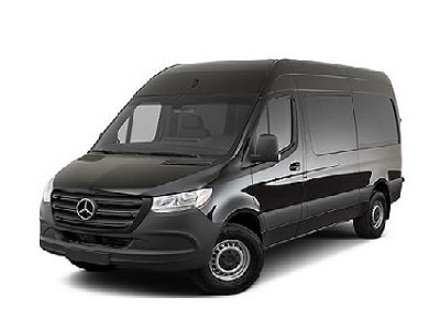 Benz-sprintervan